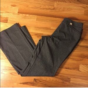 NY&CO pull on gray dress pants medium petite